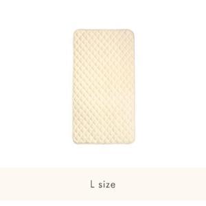 ファルスカ コンパクトベッド 敷きパッド L 洗い替え 洗濯可能 グランドールインターナショナル 吸...