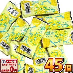 タクマ いか天レモン味(瀬戸内産レモン使用) 50個 業務用 訳あり ゆうパケット便 メール便 送料無料【 お菓子 駄菓子】|kamejiro