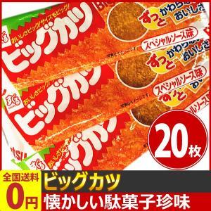 すぐる ずっと変わらないおいしさ! ビッグカツ 20枚 ゆうパケット便 メール便 送料無料|kamejiro