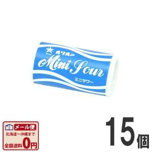 オリオン ミニサワー 9g×15個  (お菓子 駄菓子) ゆうパケット便 メール便 送料無料|kamejiro