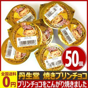 丹生堂 焼きプリンチョコ(占い付) 50個 業務用 訳あり ゆうパケット便 メール便 送料無料|kamejiro