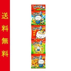 亀田製菓 こつぶっこ4連 (15g×4袋)×2個 ゆうパケット便 メール便 送料無料【 お菓子 駄菓子 2018 チョコレート 】|kamenosuke