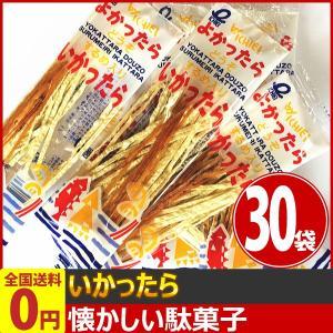 一栄 いかったら 1袋(6g)×30袋 ゆうパケット便 メール便 送料無料 駄菓子 おつまみ ポイント消化 お試し 訳あり つかみどり まとめ買い|kamenosuke