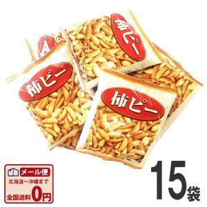 タクマ 柿ピー 1袋(14g)×15袋 ゆうパケット便 メール便 送料無料|kamenosuke