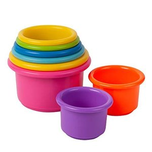 The first years / Stack & Count Cups コップがさね 8Cups [並行輸入品]|kameshop