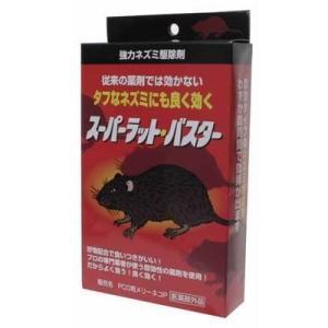 ファミリープランニング 殺鼠剤 スーパーラットバスター 5g×7|kameshop