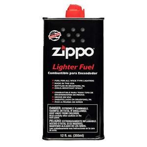 ZIPPO(ジッポー) Zippo オイル缶 【大缶355ml】 kameshop