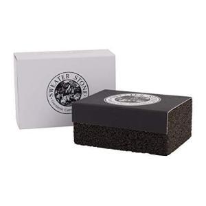セーターストーン(Sweater Stone) 毛玉取り 黒 9.8×7.2×4.8cm kameshop