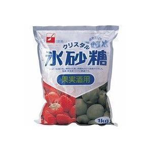 スプーン印 氷砂糖クリスタル 1KG 1袋 kameshop