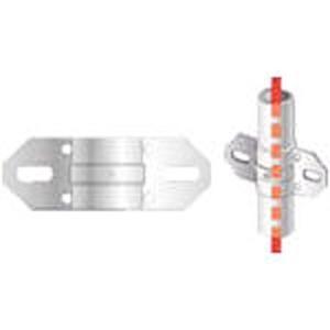 アルインコ 単管用パイプジョイント 両締ボルト止金具 HKC1W|kameshop