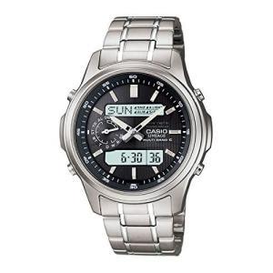 [カシオ] 腕時計 リニエージ 電波ソーラー LCW-M300D-1AJF シルバー kameshop