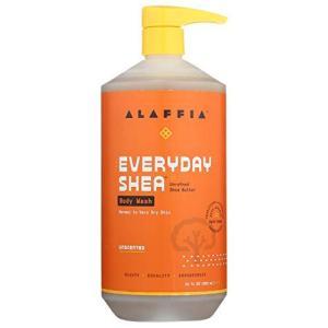 Alaffia - Everyday Shea 保湿ボディウォッシュ無香性 - 32ポンド|kameshop