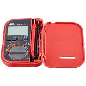 マザーツール ポケット型デジタルマルチメータ MT-4090|kameshop