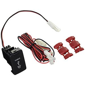 GARAX USBスイッチホールカバー ホンダ汎用A 点灯タイプ SH-USB-D2 kameshop