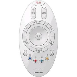 シャープ(SHARP)液晶テレビ 純正リモコンGA982WJSA(0106380357)|kameshop
