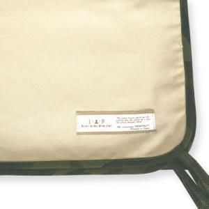 LIP3001 ケージ用マットカバーMサイズ (ベージュ×カモフラ) フェレット ベッド ベット マット kameshop
