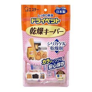 ドライペット 除湿剤 乾燥キーパー (シリカゲル) 10g×12個×5 kameshop