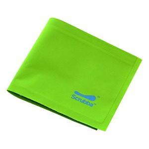 Scrubba スクラバ 超軽量二つ折り財布 薄型 完全防水 アウトドア スポーツ アクティビティ用 (グリーン)|kameshop