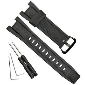 防水 天然樹脂 交換用腕時計ベルト カシオ GST-210 GST-W110 GST-W100 GST-S110 GST-S100 GST-B100 kameshop