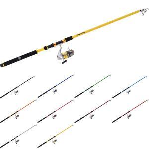 釣り初心者やファミリーフィッシングに最適!! オーシャントーイセット300/投げ釣りセット|kameya-ec1