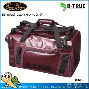 エバーグリーン B-TRUE 3WAYツアーバッグ ボルドー [90]