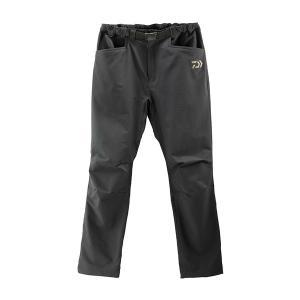 ダイワ ストレッチパンツ DP-89009 ブラック L 【19年秋冬】 [90]