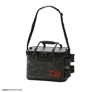 DAIWA ダイワ '19 LT タックルバッグ D36(A)  ブラックカモフラージュ kameya-ec1