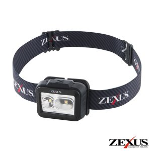 ZEXUS ゼクサス ZX-180 白色スポット・電球色ワイド照射モデル 240ルーメン kameya-ec1