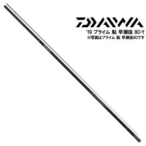 DAIWA ダイワ 19プライム 鮎 早瀬抜 80・Y 2019年発売モデル|kameya-ec1