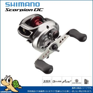 SHIMANO シマノ 11 スコーピオンDC LEFT|kameya-ec1