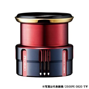 SHIMANO シマノ 夢屋 '19 カスタムスプール 2500 PE0820スプール セフィアカラー  2019年発売モデル (G2)|kameya-ec1