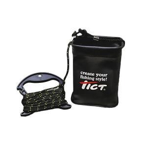 TICT/ティクト 17 マイクロバケツ ブラック|kameya-ec1
