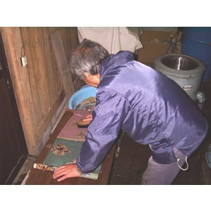 洗張とお仕立直し(納期約60日) 解き端縫い+洗い張り+湯のし+お仕立て直し|kameya