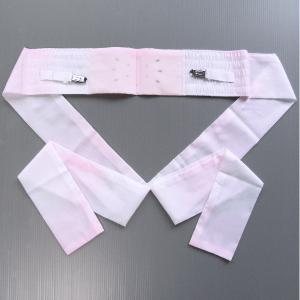 伊達締め クリップ付き らくらく 伊達〆 着物 浴衣 伊達締 和装小物|kameya