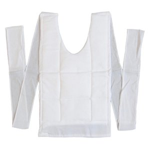 補正下着 バスト 補正着 着物 和装 補正肌着 汗取り 肌着 下着 木綿 白|kameya
