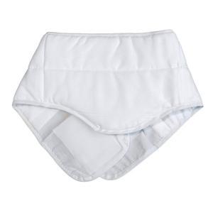 補正下着 ウエスト ヒップ 補正着 着物 和装 補正肌着 汗取り 肌着 下着 木綿 白|kameya