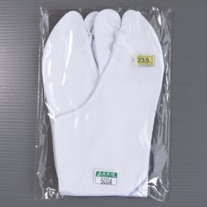 綿ブロード足袋(白) 舞踊足袋 踊り足袋 着物 和装足袋 舞台 ステージ足袋|kameya