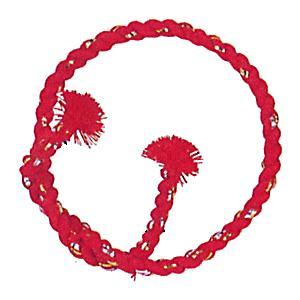 鉢巻 祭り はちまき 祭鉢巻 極太 結上 太鼓 よさこい 鉢巻 踊り 祭り用品 レッド|kameya