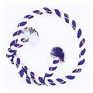 鉢巻 祭り はちまき 祭鉢巻 極太 結上 太鼓 よさこい 鉢巻 踊り 祭り用品 紫 白|kameya