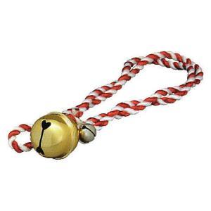 大小鈴(赤紐) お祭り鈴 鳴り物入り? 祭り用品 まつり小道具|kameya