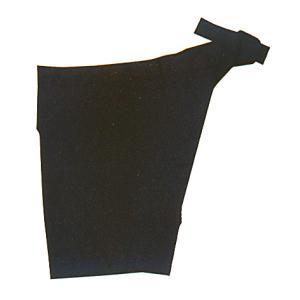 半股引き 祭り 半タコ 半股引 短パン 祭パンツ 祭股引 メンズ レディース 黒 nsd-706|kameya