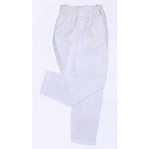 パンツ 祭り 長ズボン 子供用 ゴムパンツ 祭パンツ 子ども 白 木綿 踊り 祭り用品|kameya