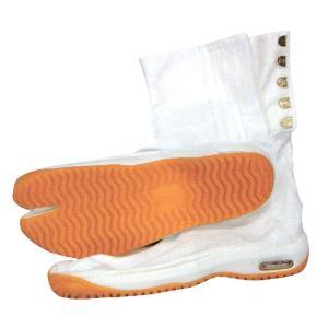 足袋 祭り たび 祭足袋 エアー ジョグ 地下足袋 祭り足袋 白 6枚鞐 まつり 祭り用品|kameya