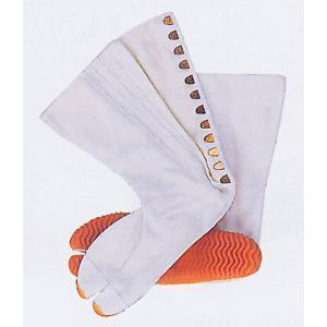 足袋 祭り たび 祭足袋 ロング ジョグ 地下足袋 祭り足袋 白 12枚鞐 まつり 祭り用品 〜30cm|kameya