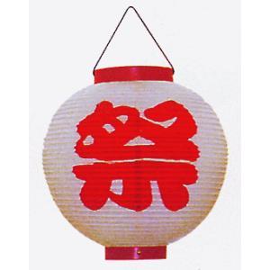 祭ビニール提灯10個セット(丸型・白地) 祭り提灯 盆踊り/イベント/花火大会用ちょうちん 祭用品|kameya
