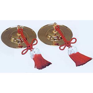 チャッパ(房付) 祭り楽器 鳴り物 まつり用品 お囃子/舞台/ステージ用小道具|kameya