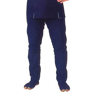 股引き 祭り ももひき 股引 祭パンツ パッチ 祭股引 メンズ レディース 紺|kameya