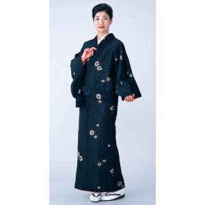 二部式着物(袷仕立上り/花冠) 活動的なセパレート式着物 2部式和装上下 カジュアル和服 旅館 和食店用制服 おもてなし和装|kameya