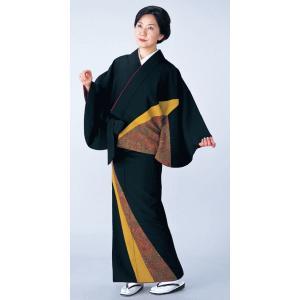 二部式着物(袷仕立上り/パッチワーク・更紗) 活動的なセパレート式着物 2部式和装上下 カジュアル和服 旅館 和食店用制服 おもてなし和装|kameya