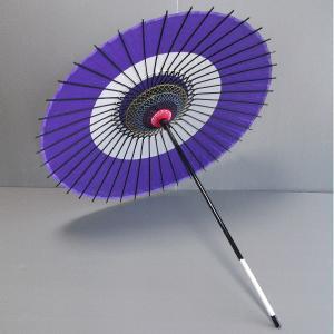 舞踊傘 踊り傘 絹傘 絹舞傘 番傘 歌舞伎 日本舞踊 踊り 小道具 舞傘 和傘 全7色 npd-6601-07|kameya